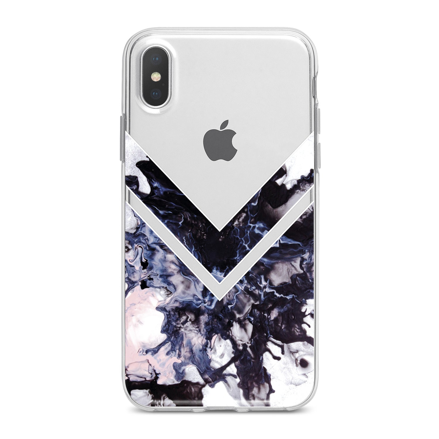 Lex Altern Geometric Marble Phone Case for your iPhone & Android phone.