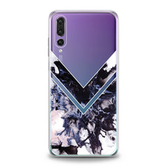 Lex Altern Geometric Marble Huawei Honor Case