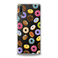 Lex Altern Tasty Donuts Huawei Honor Case
