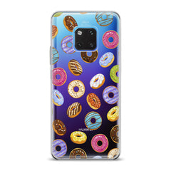 Lex Altern TPU Silicone Huawei Honor Case Tasty Donuts