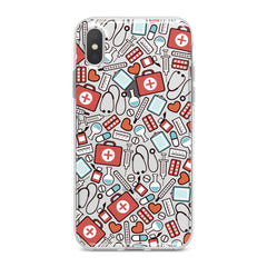 Lex Altern Cute First Aid Phone Case for your iPhone & Android phone.