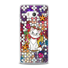 Lex Altern Adorable White Cat HTC Case