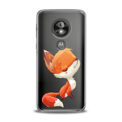 Lex Altern TPU Silicone Phone Case Funny Baby Fox