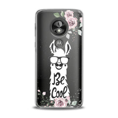 Lex Altern TPU Silicone Phone Case Smart White Donkey