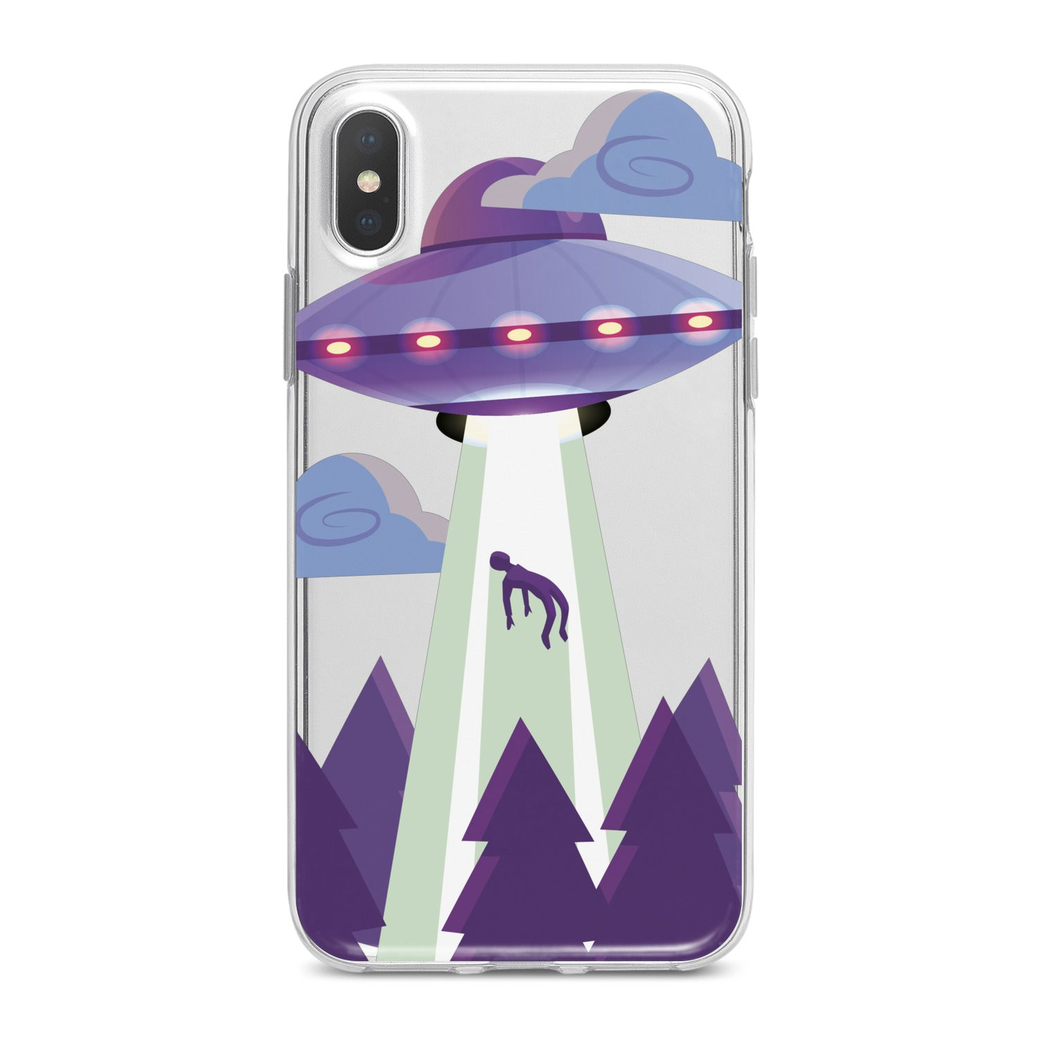 Lex Altern Human Aliens Phone Case for your iPhone & Android phone.
