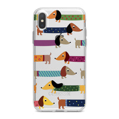 Lex Altern Trendy Dog Animals Phone Case for your iPhone & Android phone.