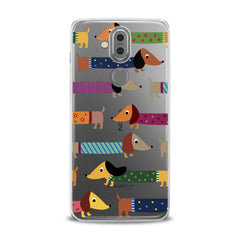 Lex Altern TPU Silicone Phone Case Trendy Dog Animals