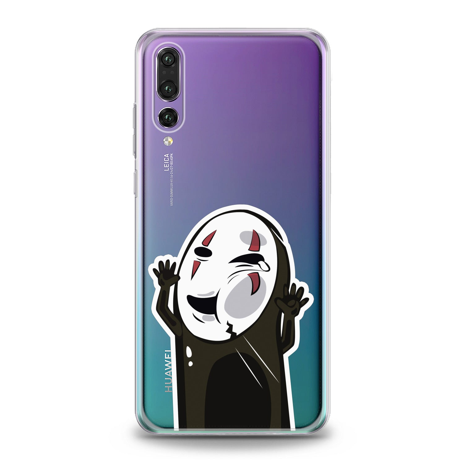Lex Altern Funny No Face Huawei Honor Case