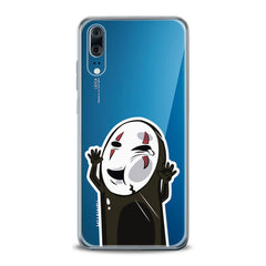 Lex Altern TPU Silicone Huawei Honor Case Funny No Face