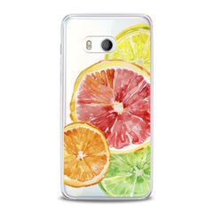 Lex Altern Colored Citruses HTC Case