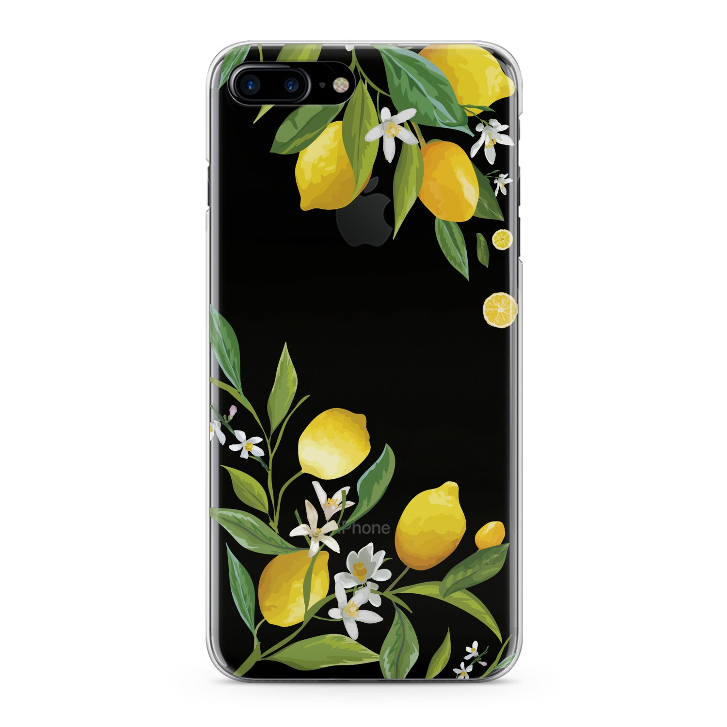 Lex Altern Juicy Lemons Phone Case for your iPhone & Android phone.