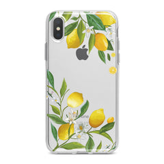 Lex Altern TPU Silicone Phone Case Juicy Lemons