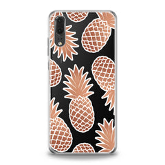 Lex Altern Graphic Pineapple Huawei Honor Case