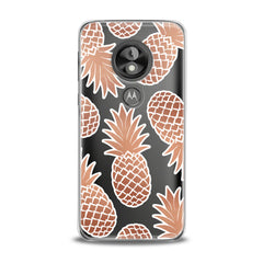 Lex Altern TPU Silicone Phone Case Graphic Pineapple