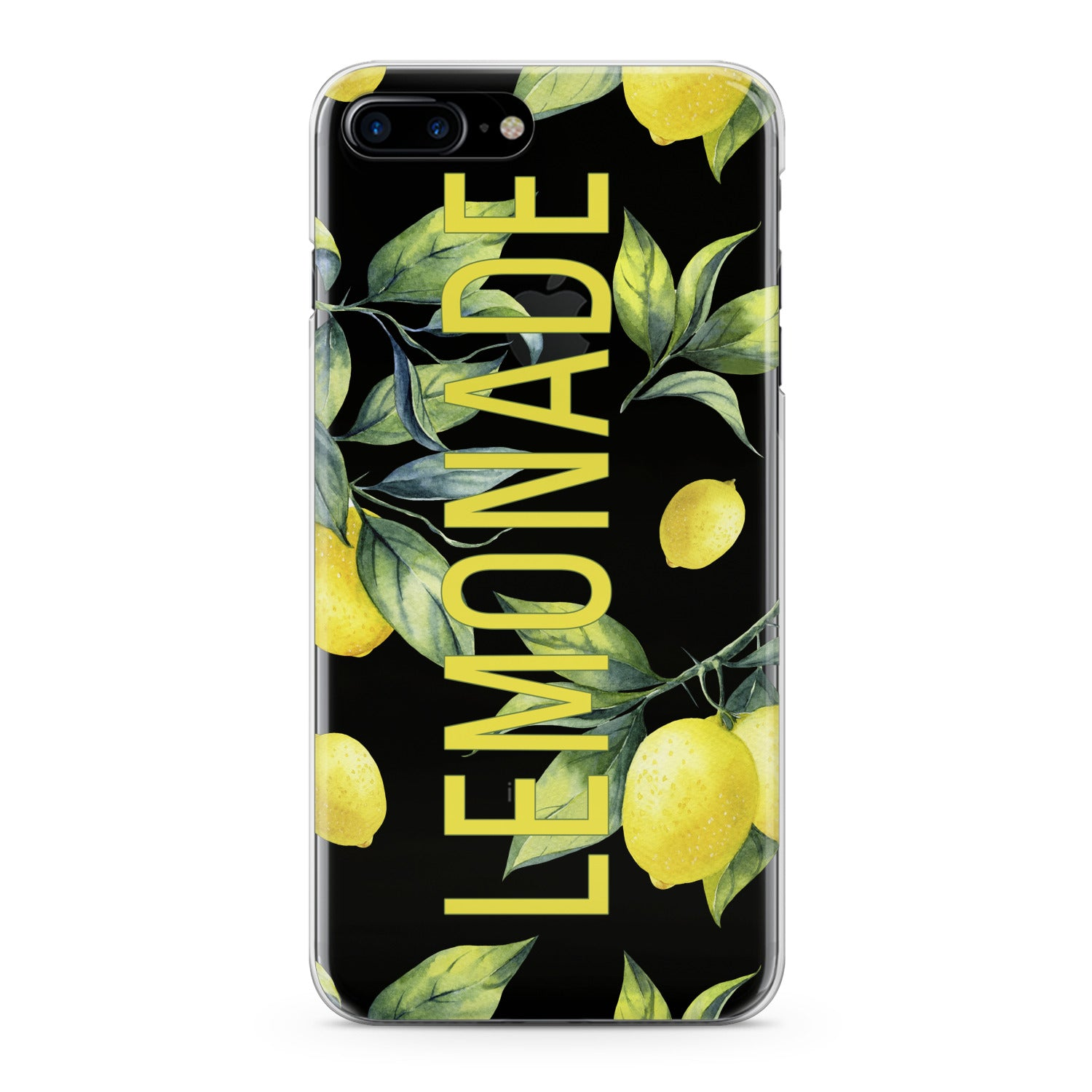 Lex Altern Lemon Fresh Phone Case for your iPhone & Android phone.