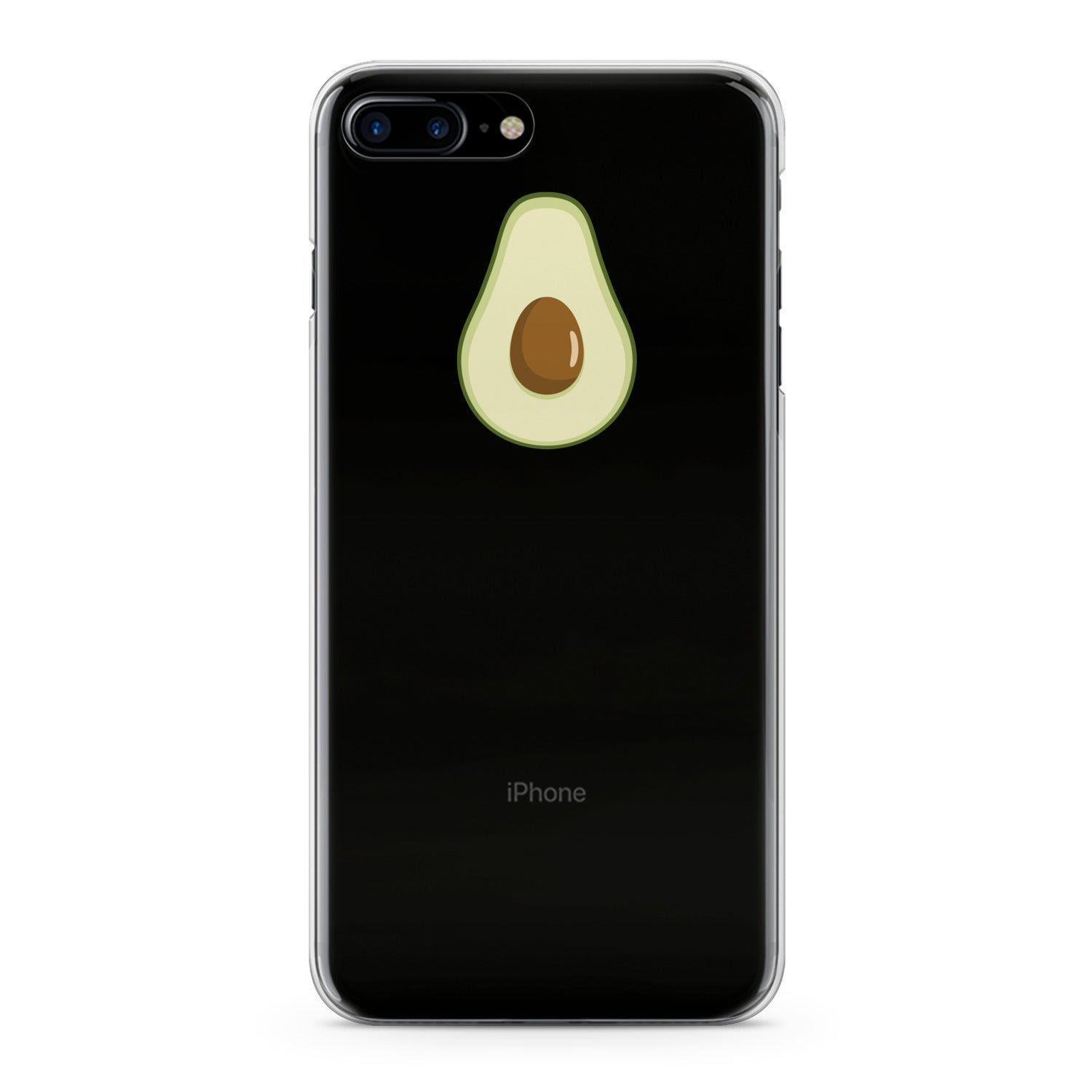 Lex Altern Healthy Avocado Phone Case for your iPhone & Android phone.