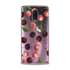Lex Altern TPU Silicone Phone Case Sweet Cherries