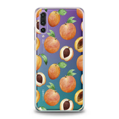 Lex Altern Summer Peaches Huawei Honor Case