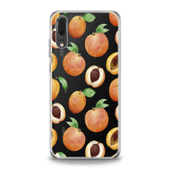 Lex Altern TPU Silicone Huawei Honor Case Summer Peaches