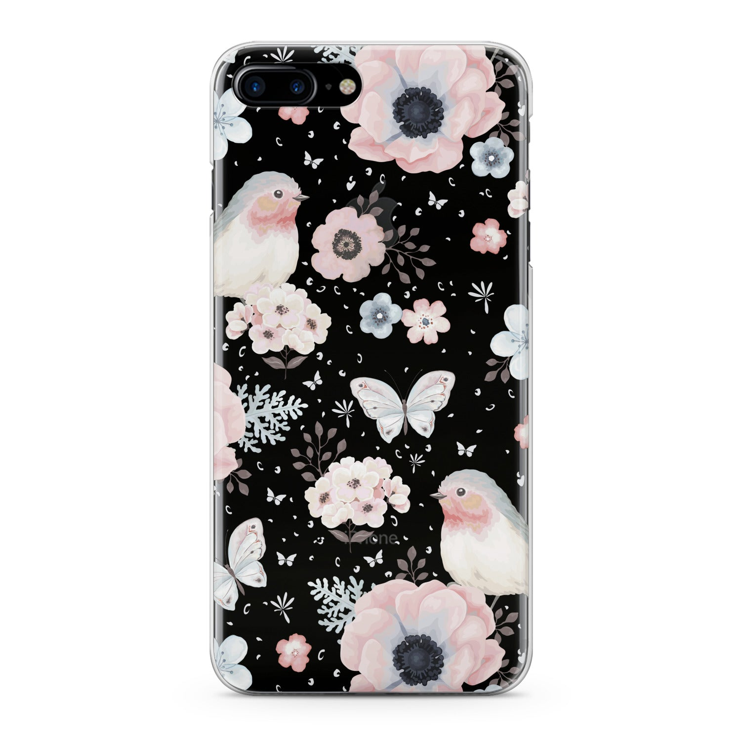 Lex Altern Pink Spring Phone Case for your iPhone & Android phone.