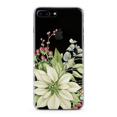 Lex Altern Green Leaves Art Phone Case for your iPhone & Android phone.