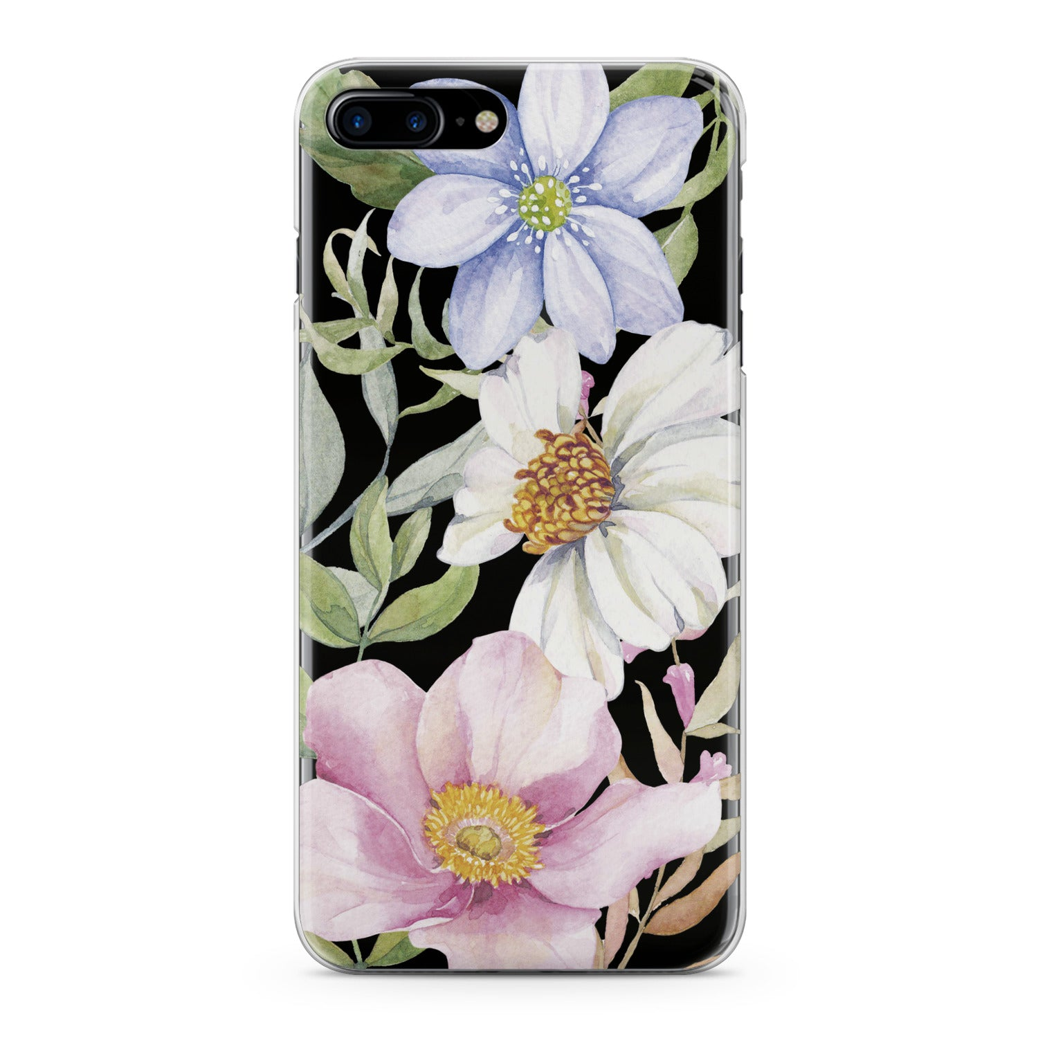 Lex Altern Gentle Blossom Phone Case for your iPhone & Android phone.