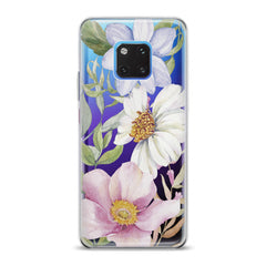 Lex Altern TPU Silicone Huawei Honor Case Gentle Blossom