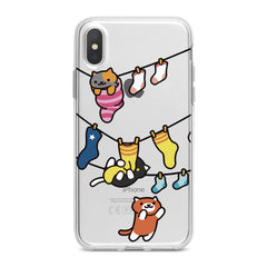 Lex Altern Cute Kitties Phone Case for your iPhone & Android phone.