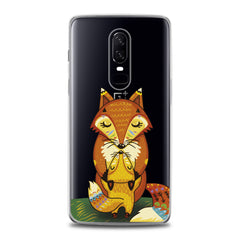 Lex Altern TPU Silicone OnePlus Case Fox Love