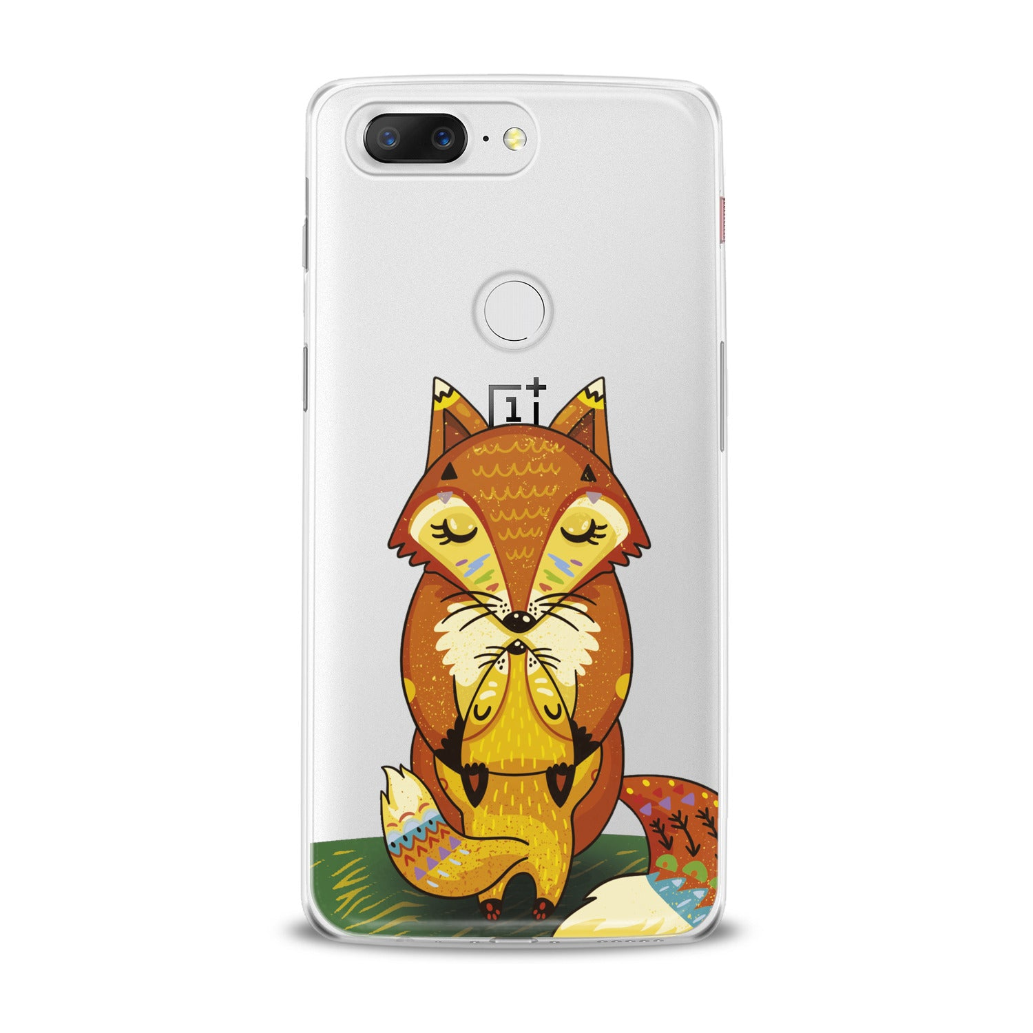 Lex Altern Fox Love OnePlus Case