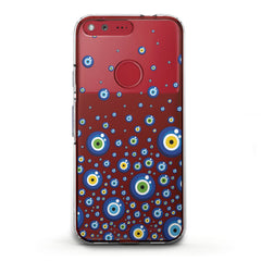Lex Altern TPU Silicone Phone Case Fish Eyes