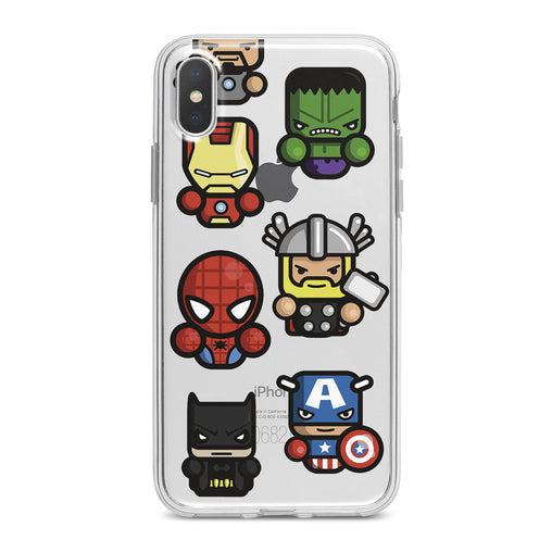 Lex Altern Funny Super Hero Phone Case for your iPhone & Android phone.