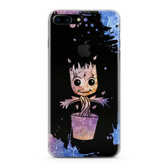 Lex Altern Pink Groot Phone Case for your iPhone & Android phone.