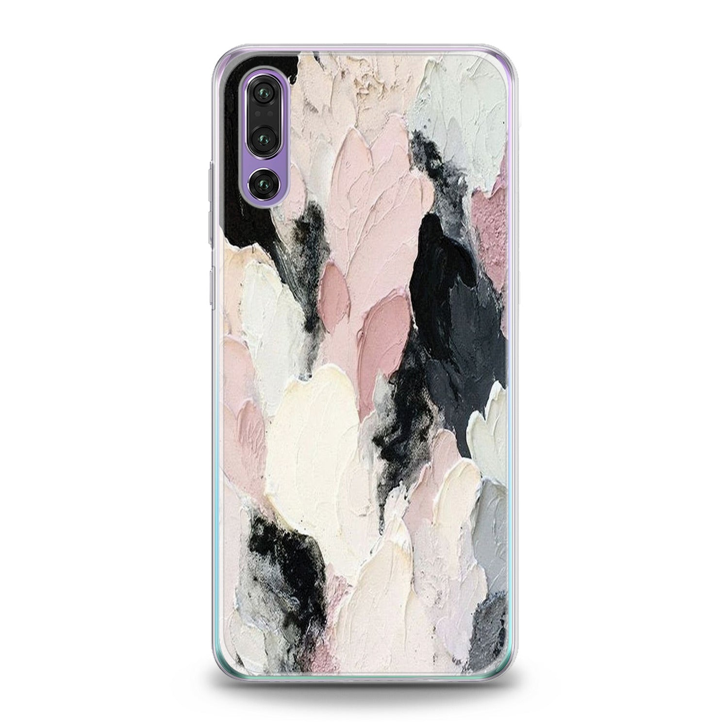 Lex Altern Cute Gouache Theme Huawei Honor Case