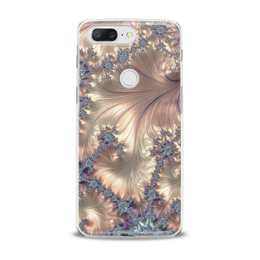 Lex Altern Golden Pattern OnePlus Case