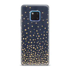 Lex Altern TPU Silicone Huawei Honor Case Amazing Golden Drops