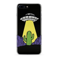 Lex Altern TPU Silicone Phone Case Cute UFO