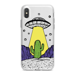 Lex Altern Cute Ufo Phone Case for your iPhone & Android phone.