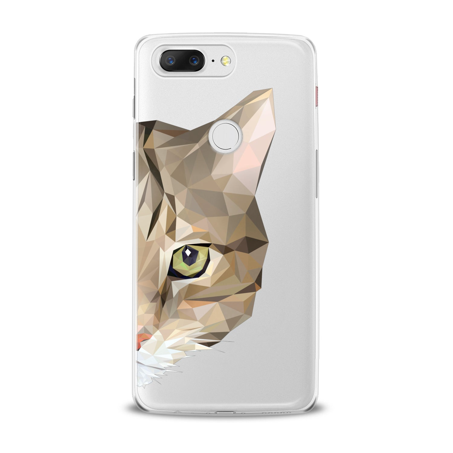 Lex Altern Graphical Cat OnePlus Case