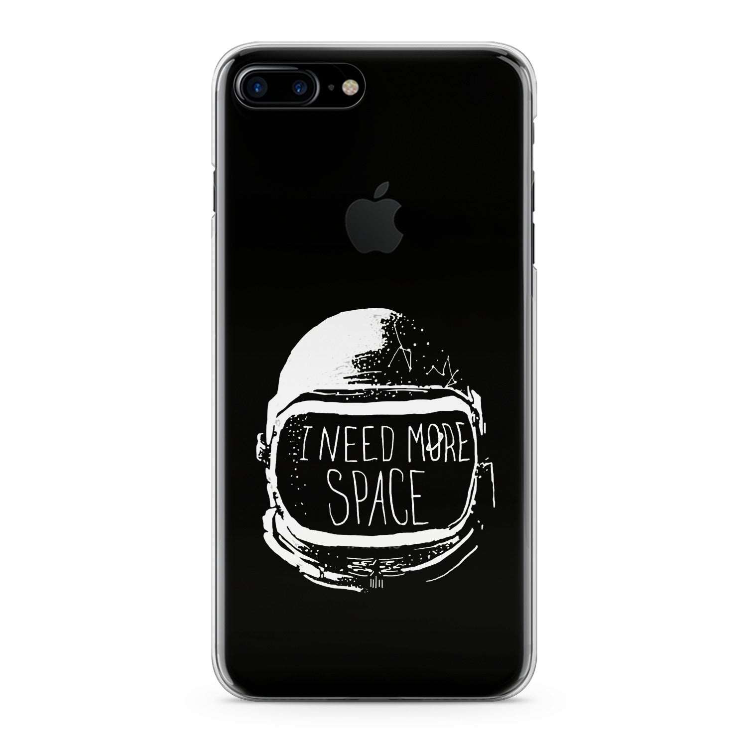Lex Altern Astronaut Pattern Phone Case for your iPhone & Android phone.