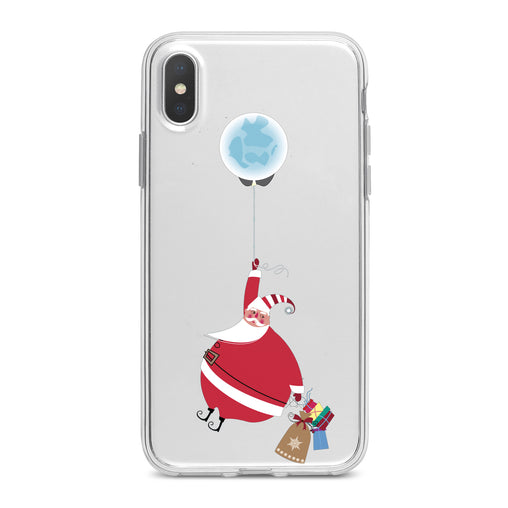Lex Altern Funny Santa Claus Phone Case for your iPhone & Android phone.