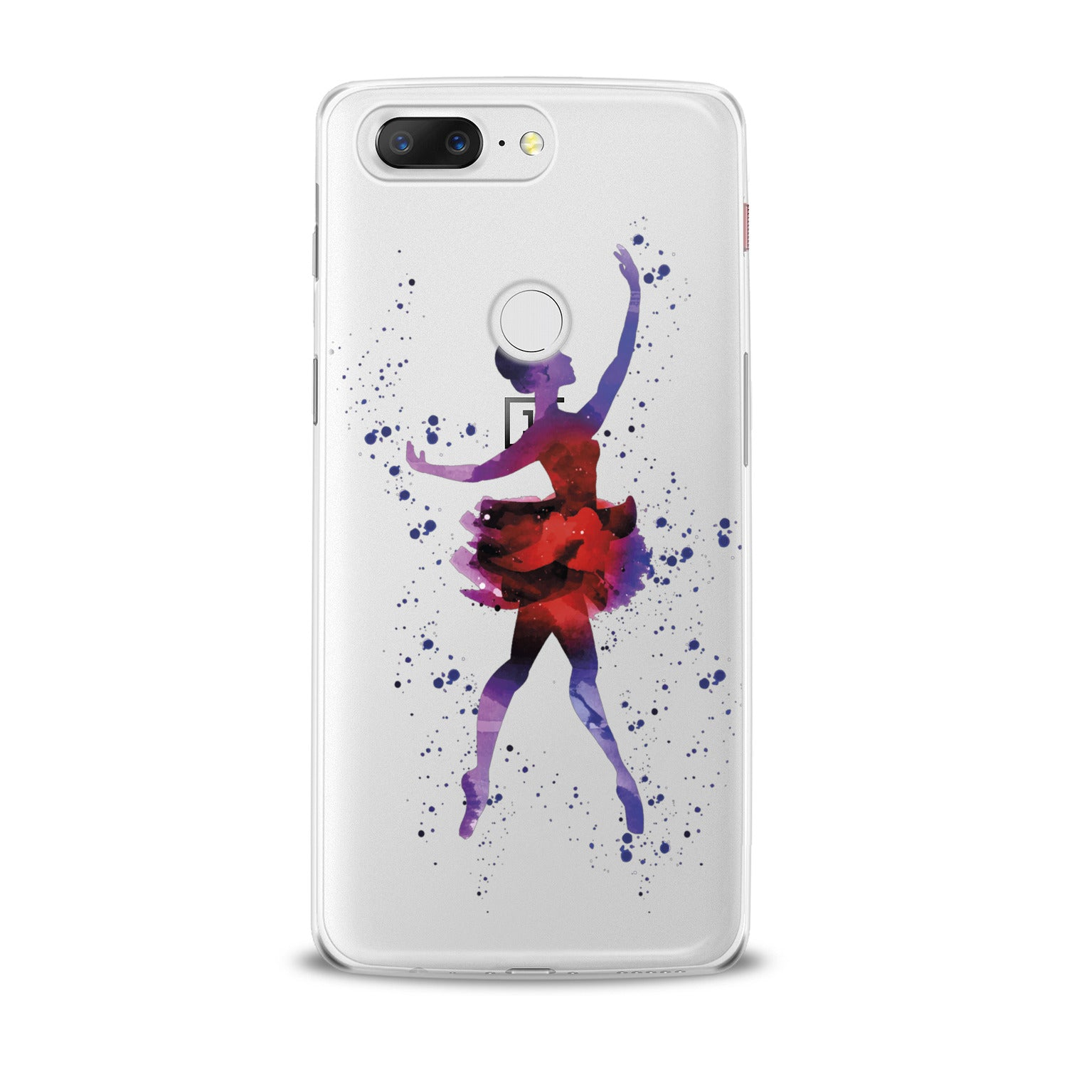Lex Altern Watercolor Ballerina OnePlus Case