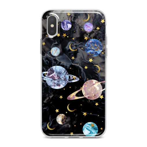 Lex Altern Marble Space Phone Case for your iPhone & Android phone.