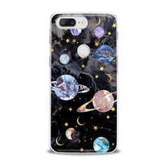 Lex Altern Marble Space OnePlus Case