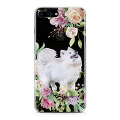 Lex Altern White Samoyed Dog Phone Case for your iPhone & Android phone.