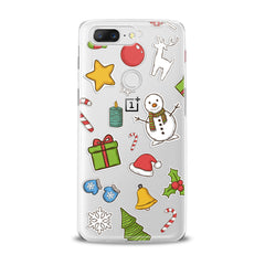Lex Altern Winter Holidays Theme OnePlus Case
