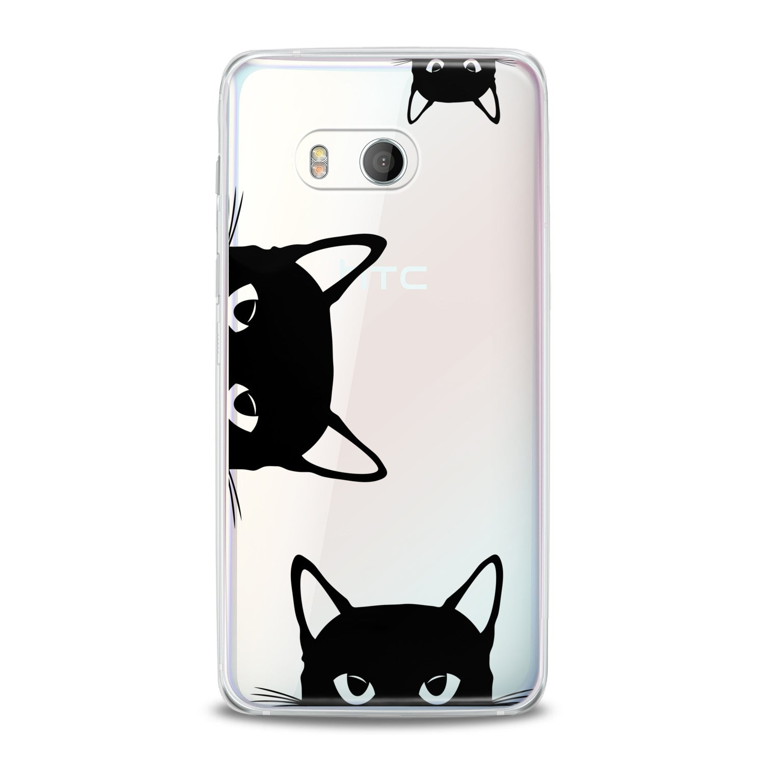 Lex Altern Elegant Black Cats HTC Case