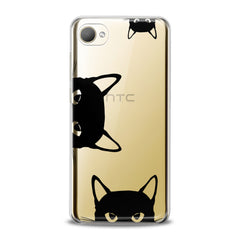 Lex Altern TPU Silicone HTC Case Elegant Black Cats
