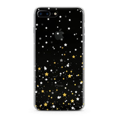 Lex Altern Gentle Stars Pattern Phone Case for your iPhone & Android phone.