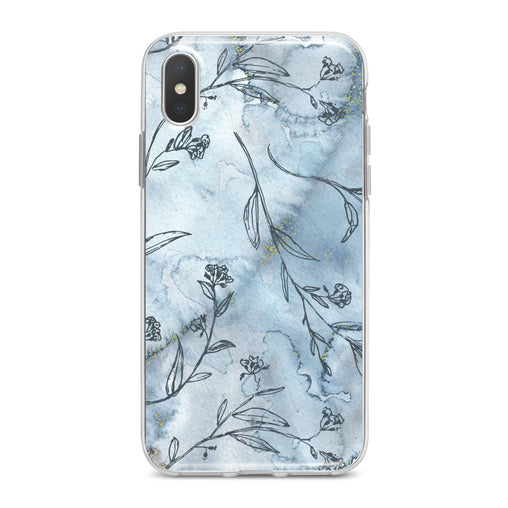 Lex Altern Painted Wildflowers Phone Case for your iPhone & Android phone.